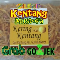 Kentang Kering Mustofa Pengantin Kondangan Potato Stick Stik Mustafa