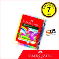 Crayon Twist Faber Castell isi 12