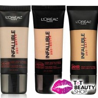 Loreal Paris Infallible Pro-Matte Foundation / L'Oreal Paris Foundatio