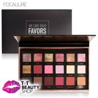 Focallure Metallic Day To Night 18-Color Eyeshadow Palette