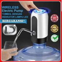 pompa galon elektrik recharge - LED