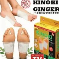 Koyo kaki Kinoki Gold Jahe Ginger Penyerap Racun detox Terlaris