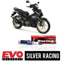 Busi BRISK Silver Racing AR10S-9 untuk motor Honda Supra GTR 150