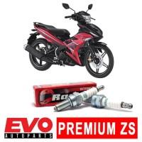 Busi BRISK Premium ZS AR12ZS untuk motor Yamaha Jupiter MX King