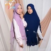 AMILY ZINNIA KHIMAR IFW 2019 KHIMAR SYARI SOFT PET ANTEM TERBARU FASHI
