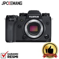 Harga hot sale fujifilm fuji xh1 x h1 mirrorless body garansi | Pembandingharga.com