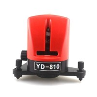 New YD 810 635nm 2 Palang Merah Garis Laser Tingkat 360 derajat