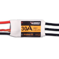 V-GOOD Airplane32 30A ESC 2-4S SBEC 5.5V 4A Smooth 32bit MCU