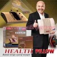 bantal terapi kesehatan syaraf terjepit termurah lunar health pillow