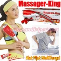alat pijat capek alat pijat badan massager king 10 in 1 alat terapi