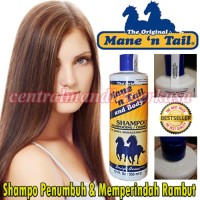 Shampo Kuda Penumbuh Rambut Mane N Tail And Body Shampoo Asli Murah