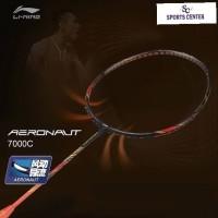 PROMO !! Raket Badminton Lining AERONAUT 7000 / 7000C Combat