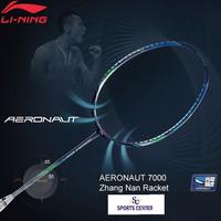 PROMO !! Raket Badminton Lining AERONAUT 7000 / 7000