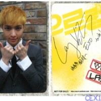 Jual Exo Lay Growl Ver A Photocard Kota Surabaya Jewelgyu Shop Tokopedia