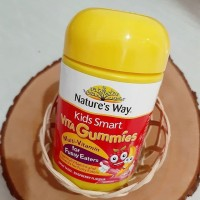 NATURE'S WAY VITA GUMMIES MULTIVITAMIN FOR FUSSY EATER