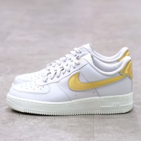 Nike Air Force 1 Low Metallic Gold 100% Authentic
