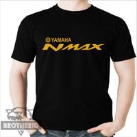 Kaos Motor NMAX Yamaha Gold Emas