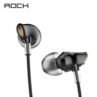 Rock - Zircon - Powerful BASS - IEM / Earphone with Mic