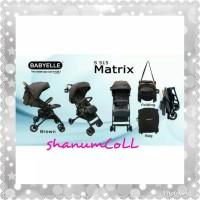 Stroller Babyelle Matrix S515