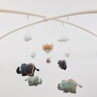 Play Mobile + Hanging Toys Hot Balloon
