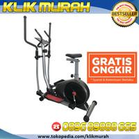 Klik'Murah - ID 419/N Crostrainer Ellipticall Bike [IDN-419 ECB] - MAKASAR-SLWSI