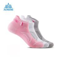 Aonijie E4101 Running Socks 3 PAIR - Kaos kaki lari outdoor - WOMEN