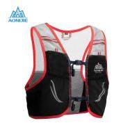 Aonijie Hydration Backpack Vest C932 - 2.5L Trail Running - BLACK