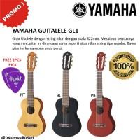YAMAHA GUITALELE GITAR LELE GL1 ORIGINAL WITH CASE