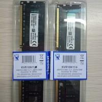 KINGSTON DDR3 4GB PC-12800 / PC-10600