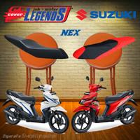 Cover Jok NEX/BEAT Anti Air Sarung Mantel Jok Motor Standar Modifikasi