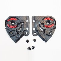 Ratchet Rachet System Base Plate Helm LS2 OF521 Infinity Series