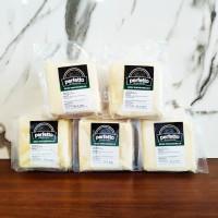 Keju Mozzarella Perfetto 5KG / Mozarella Cheese