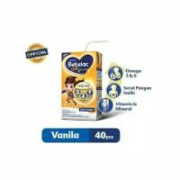 Bebelac Go 112ml Coklat/Vanilla Harga Kartonan