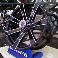 velg racing ring 18 untuk mobil pajero sport