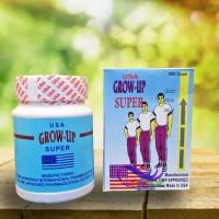 obat herbal original Suplemen Peninggi Badan GROW UP SEGEL ORIGINAL