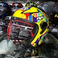 Harga Helm Nhk R6 Rossi Katalog.or.id
