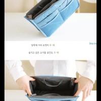 Lynx Dual Bag in Bag Organizer Tas Dalam Tas Korea - CUCI GUDANG