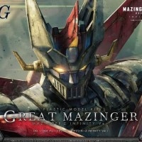 HG Great Mazinger Infinity ver. Bandai