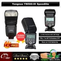 Yongnuo YN-560 III Speedlite Flash Camera