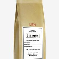Ijen Fully Wash Coffee Bean (Biji Kopi/Kopi bubuk)