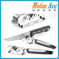 ASAH ASAHAN PISAU SURMENE STAINLESS SERBAGUNA knife grinder sharpener