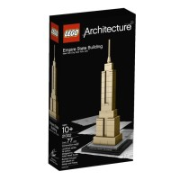 LEGO 21002 Architecture Empire State Building Landmark New York City