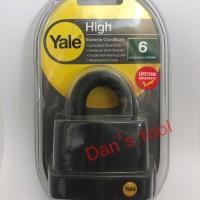 Gembok Waterproof 71mm YALE / Waterproof padlock / Gembok Tahan Air