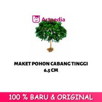 Maket Pohon Cabang / Diorama Pohon / Miniatur Pohon Tinggi 6.5 cm
