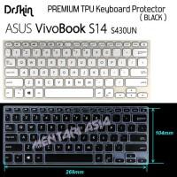 Keyboard Protector ASUS VivoBook S14 S430UN - DrSkin Premium TPU BLACK
