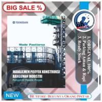 Manajemen Proyek Konstruksi Bangunan Industri