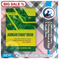Buku Teknik Jaringan Syaraf Tiruan; Sistem Kecerdasan Tiruan
