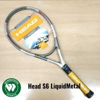 Raket Tenis HEAD LM S6 / Raket Head Pengganti Ti S6 / LiquidMetal S6