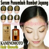 serum herbal Kaminomoto asli obat penghilang kebotakan rambut rontok