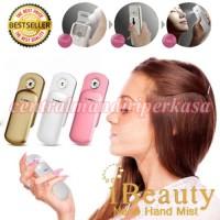 Alat pelembut muka nano pencerah wajah I Beauty Nano Hand Mist Spray